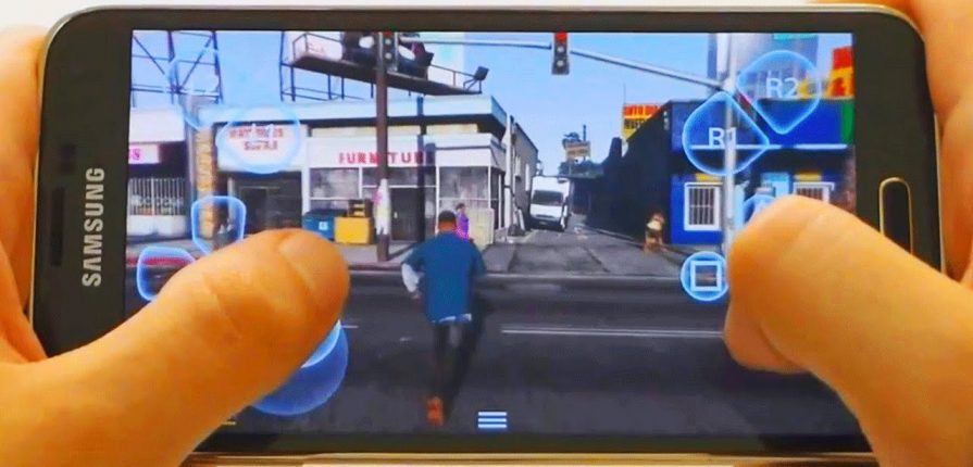 On Your iPhone Or iPad, Play Grand Theft Auto V